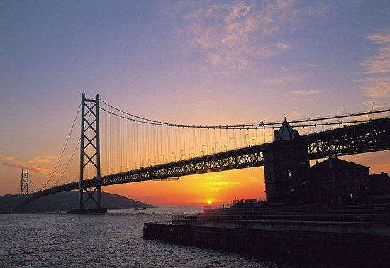 Concerto: 明石海峡大橋がご覧いただけます。