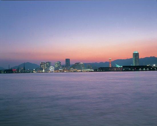 Concerto: 季節によっては、幻想的な夕暮れの風景もご覧いただけます。