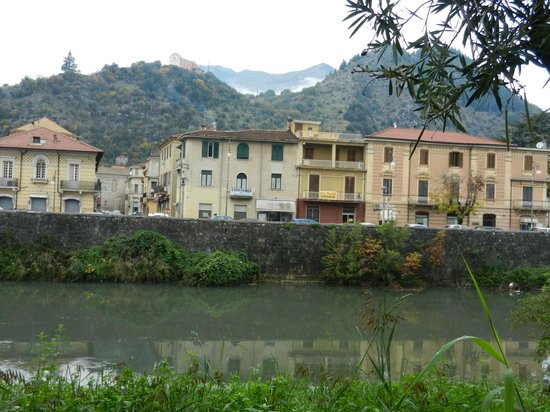 Italy Farm Stay: Close-by charming town of Sora.