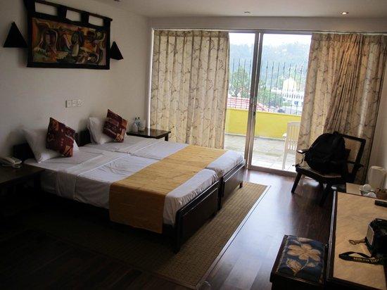 Hotel Orient Bandarawela: kamer