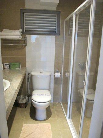 Hotel Orient Bandarawela: badkamer