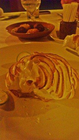 Belmond Napasai : My favorite lemon tart