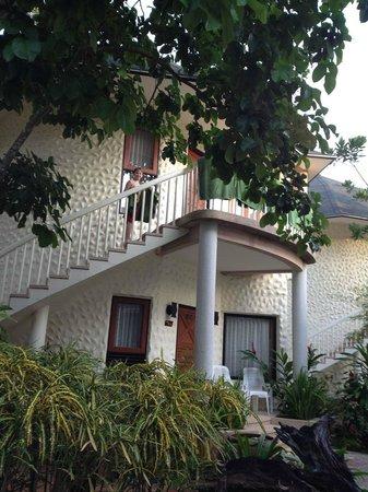Golden Beach Resort: GB resort villas