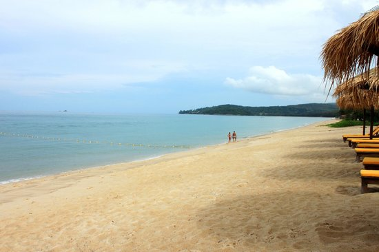 Movenpick Resort Bangtao Beach Phuket: Private Beach in Pristine Condition