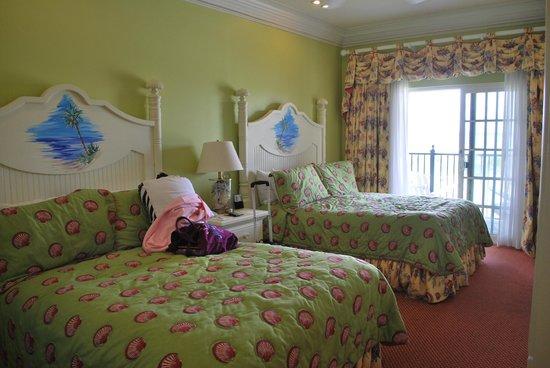 Charleston Harbor Resort & Marina: 2 bedroom with balcony 