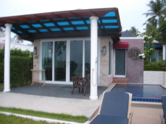 Sea Valley Hotel and Spa: Beach Front Bungalow 