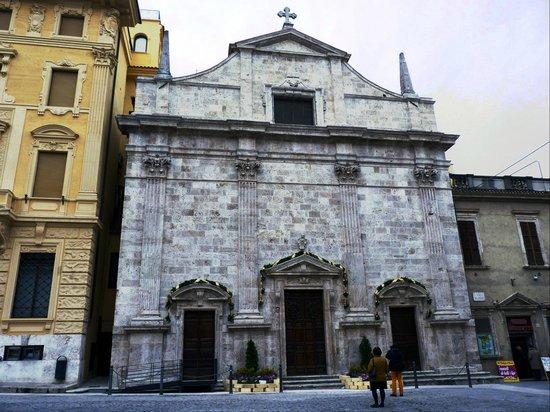 Chiesa della Scopa