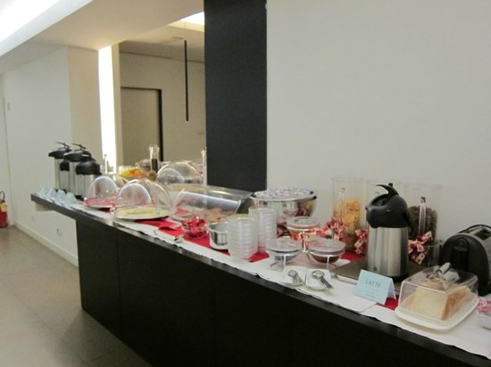 Savoy Hotel : Breakfast Buffet