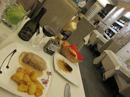 Savoy Hotel : La Forchetta Nearby