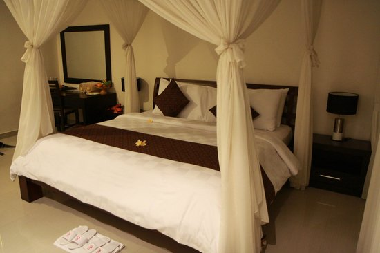 Bali Yubi Villa: bedroom