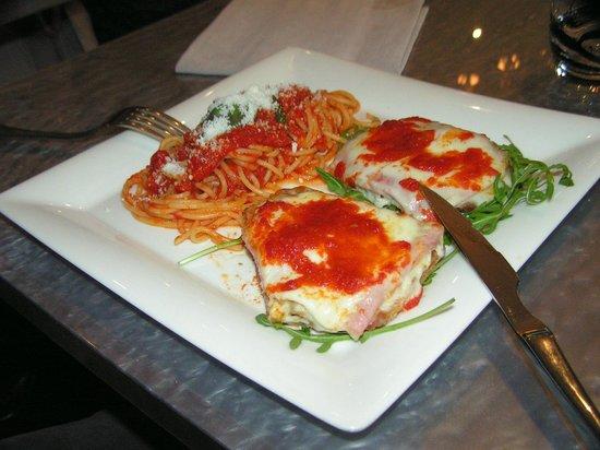 Restaurant Da Alberto: Scalopina Bolognese