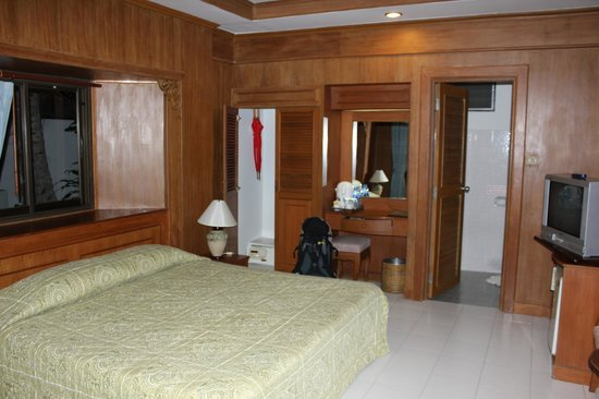 Sand Sea Resort: Chambre