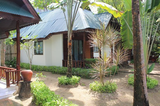 Sand Sea Resort: Notre bungalow