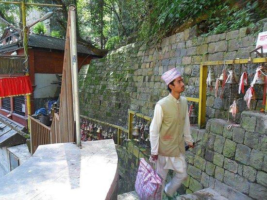 Temple Dakshinkali : visitors