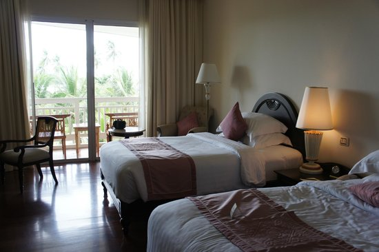 Sofitel Krabi Phokeethra Golf & Spa Resort: my room