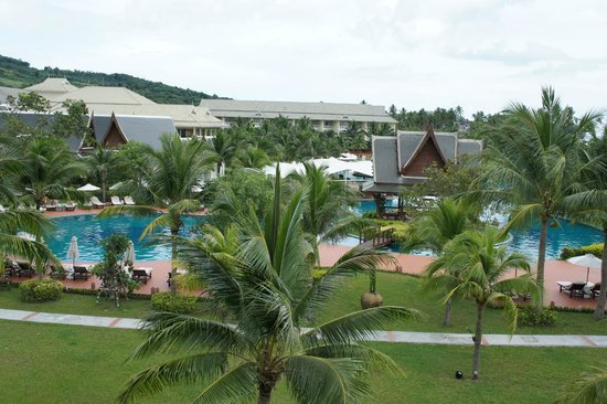 Sofitel Krabi Phokeethra Golf & Spa Resort: from my balcony