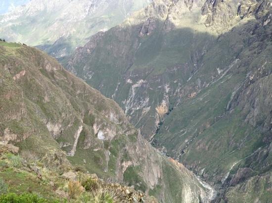 Cañón del Colca: uma das vistas do canyon