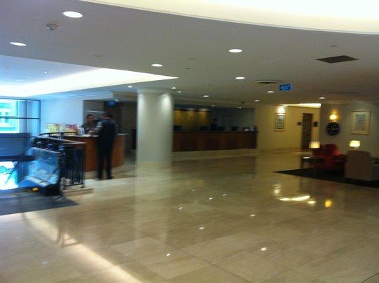 Rydges World Square Sydney Hotel: Lobby