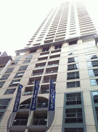 Rydges World Square Sydney Hotel: Exterior