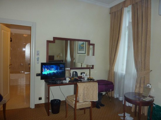 My City Hotel Tallinn: Deluxe room