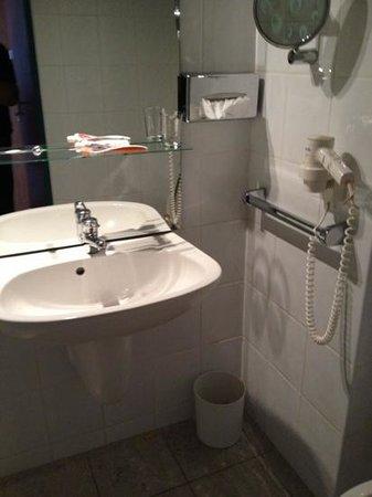 Bellevue  Park Hotel Riga:                   ванная