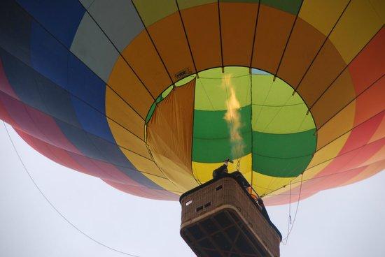 Airona: the ballon