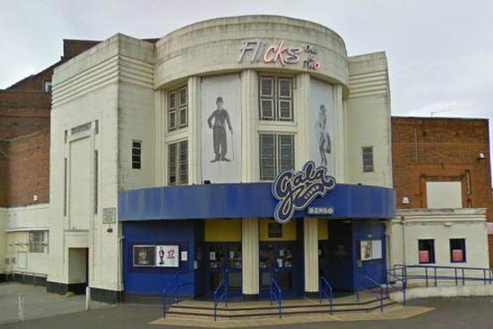 Century Cinema: Flicks Cinema