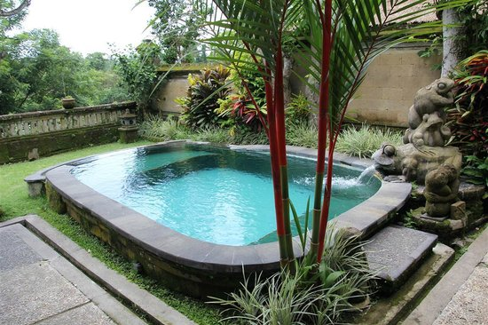 Pita Maha Resort and Spa: Pool Garden Villa