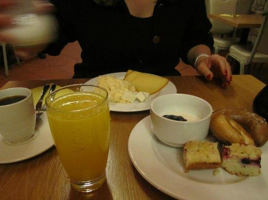 Rott Hotel : Colazione