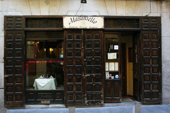 Cava Baja Gallery: Pizzeria Masaniello