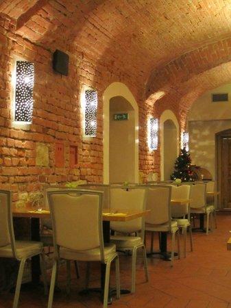 Rott Hotel: Sala colazione