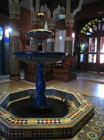 Moroccan House Hotel: hotel lobby