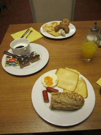 Rott Hotel: Colazione