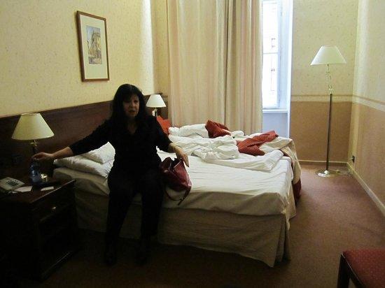 Rott Hotel: Si parte