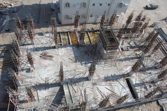 Eastin Residences Muscat: contstuction noise!!
