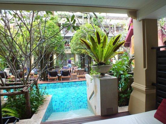Burasari Resort: View from room