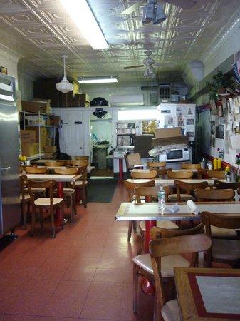 Yonah Schimmel's Knishes Bakery