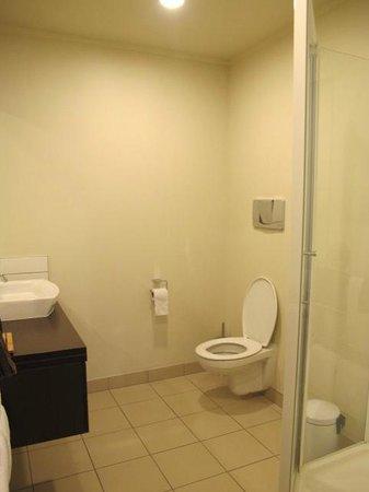 At Home Wellington: Bathroom