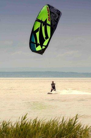 Kiteschule Kitesurfing