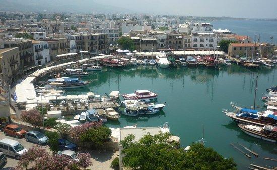 Port de Kyrenia : Kyrenia Harbor