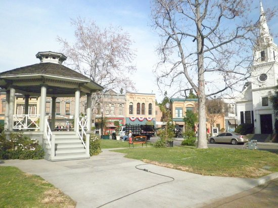 "Burbank, Californien: ""Stars Hollow"" from Gilmore Girls"