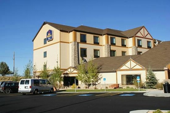 Best Western Plus Bryce Canyon Grand Hotel: Außenansicht