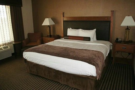 Best Western Plus Bryce Canyon Grand Hotel: Kingsize Bett