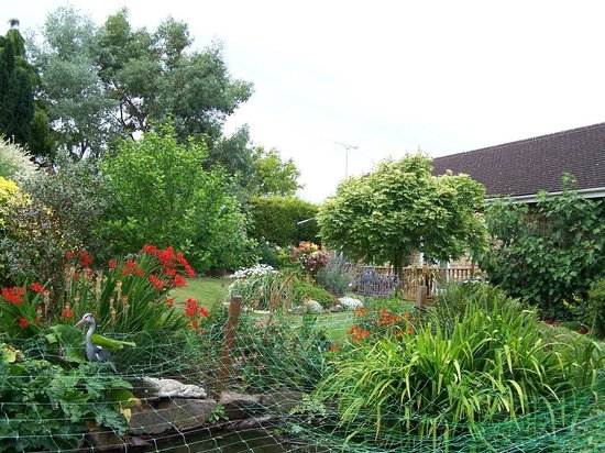 Secret Garden Bed and Breakfast: Secret Garden