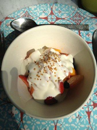 COMO Uma Ubud: breakfast
