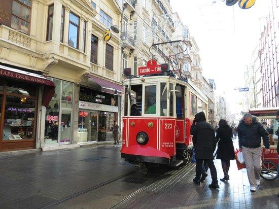Innpera Otel: Taksim