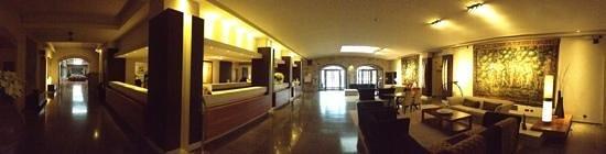 Park Hotel Ai Cappuccini: la splendida Hall
