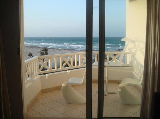 Radisson Blu Palace Resort & Thalasso, Djerba: balcon de la chambre