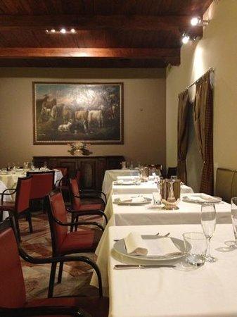 Park Hotel Ai Cappuccini: sala cena