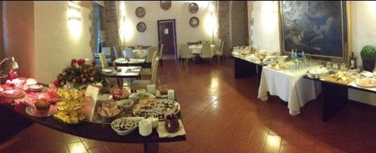 Park Hotel Ai Cappuccini: colazione